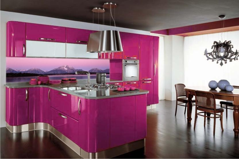 Кухни студии в стиле модерн - ВикО Мебель Миасс