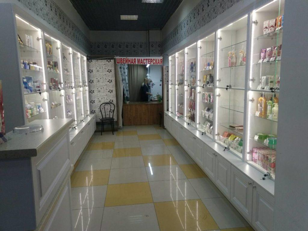 ВикО Мебель Миасс - Под заказ - набор торгового оборудования для магазина