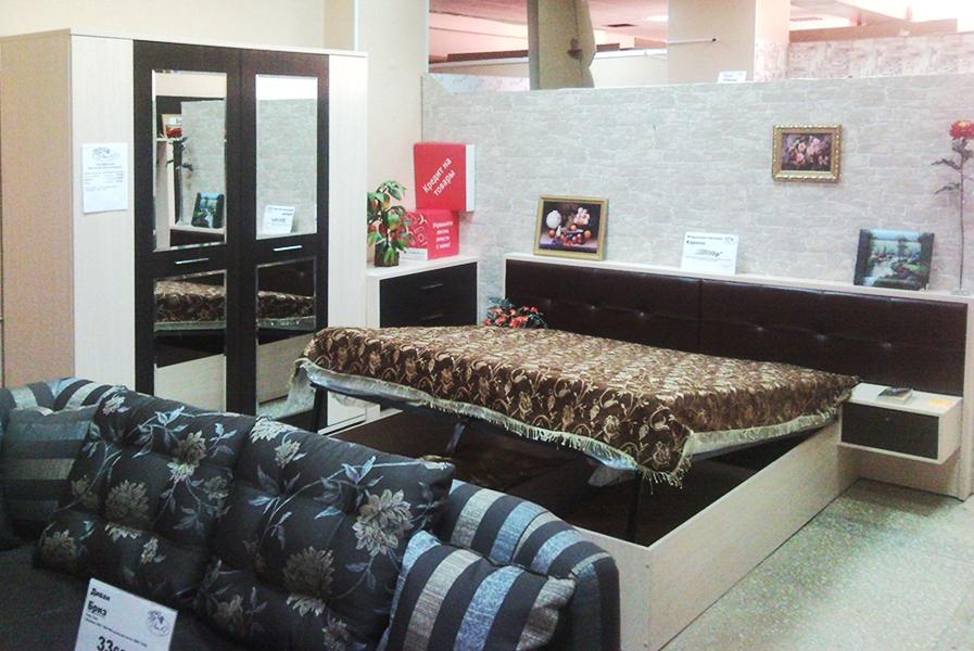 ВикО Мебель Миасс - Кровать с подъемным механизмом