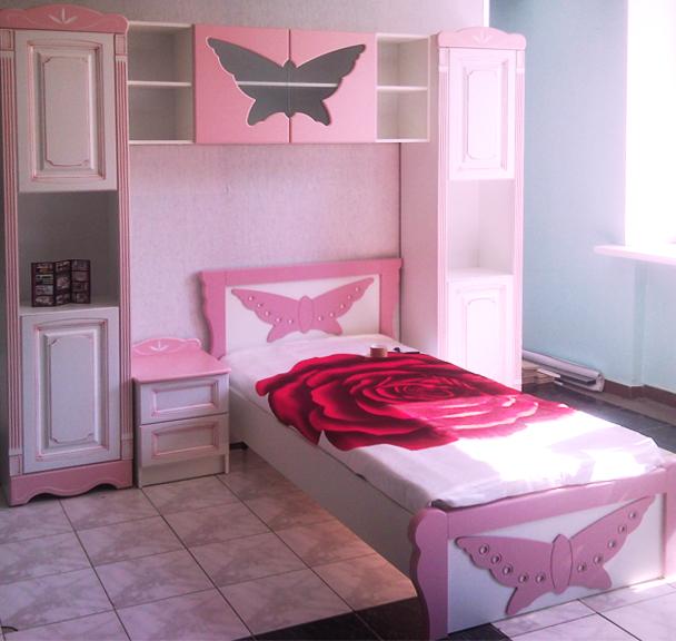 ВикО Мебель Миасс - Детская мебель для девочки