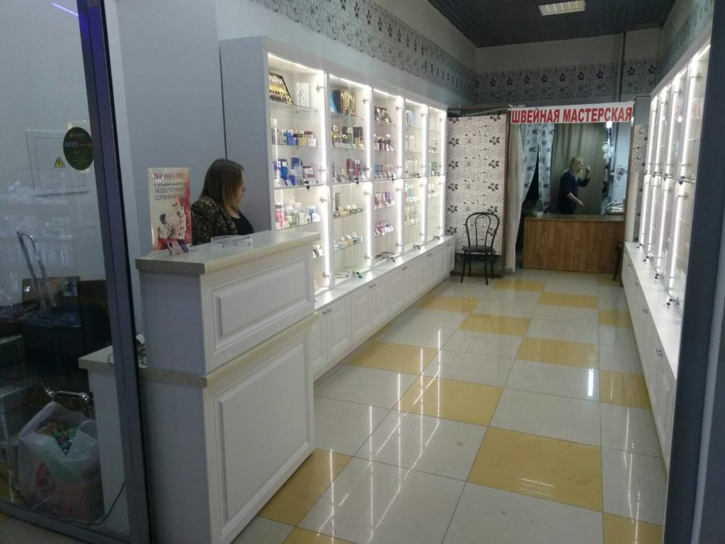 ВикО Мебель Миасс - Под заказ - Торговое оборудование для магазина