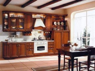 Кухни на заказ в классическом стиле - ВикО Мебель Миасс