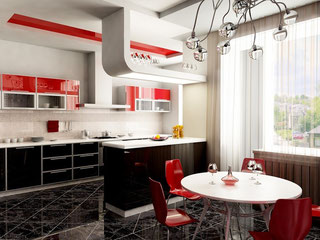 Кухни в стиле модерн - ВикО Мебель Миасс
