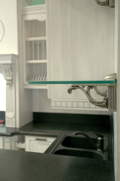 Образец кухни со скидкой - ВикО Мебель Миасс