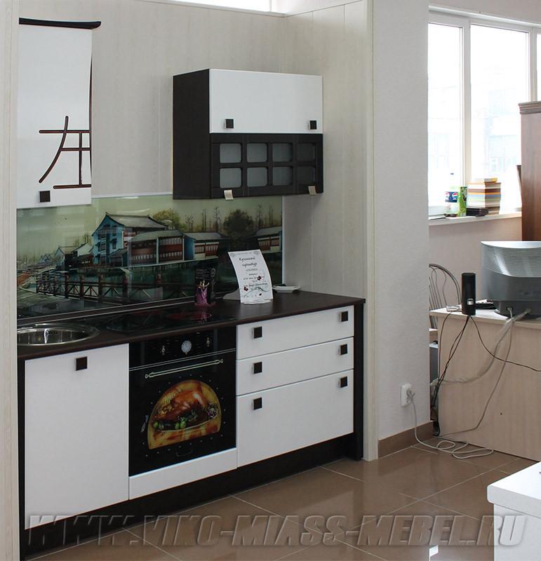Наши работы - Кухни в стиле Япония - ВикО Мебель Миасс
